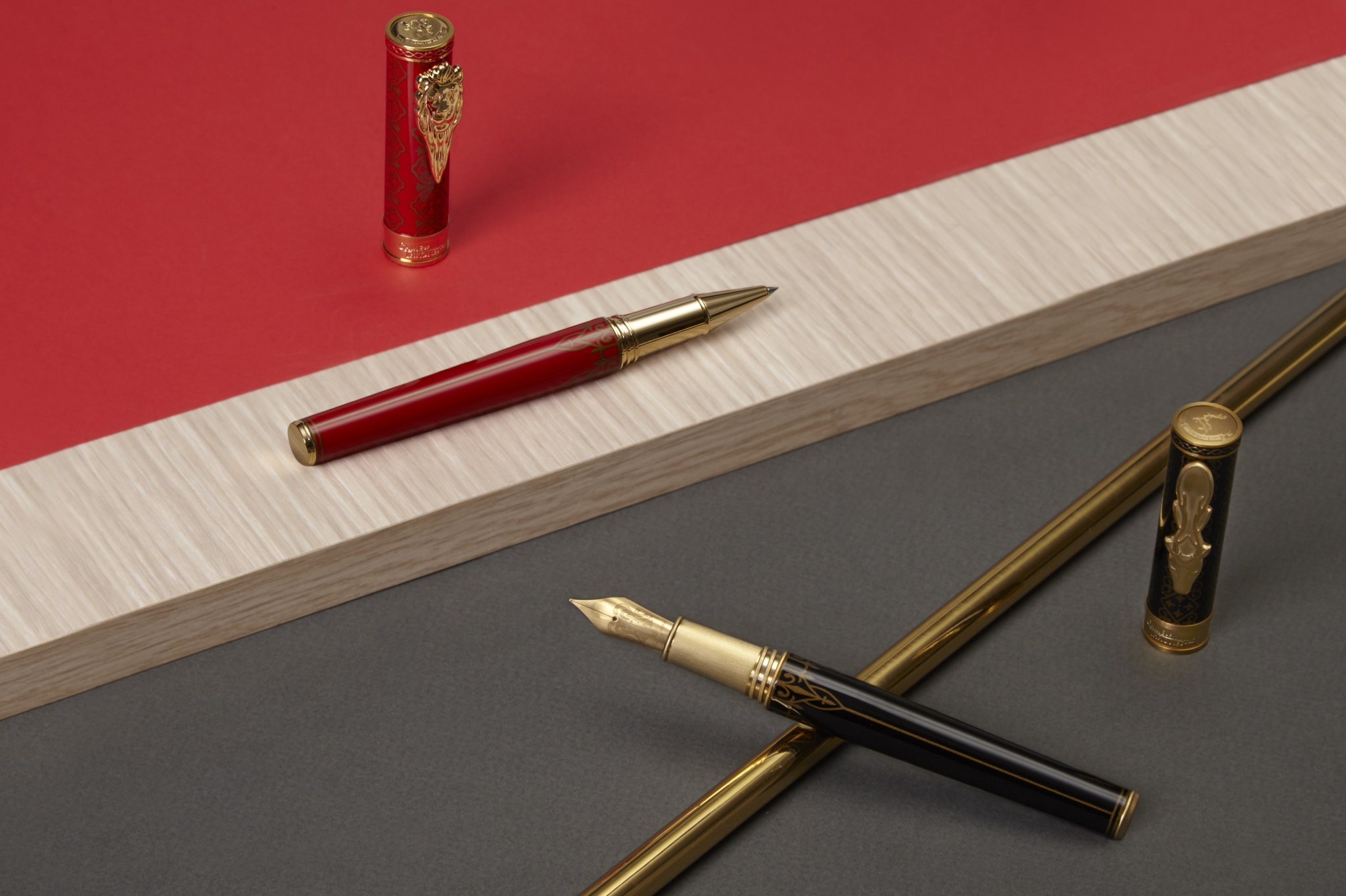 House Lannister Montegrappa Pen