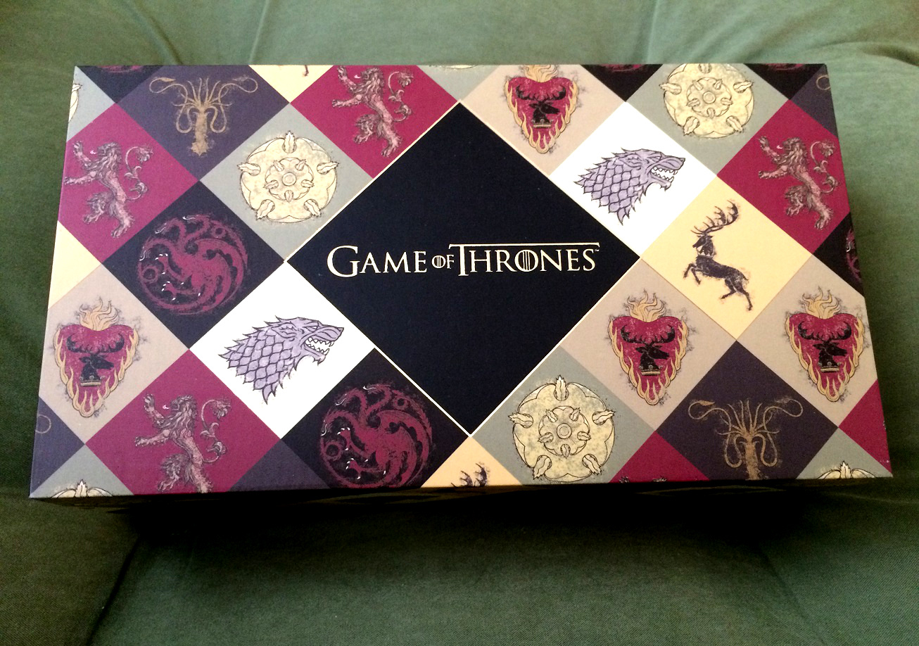 Montegrappa Game of Thrones Pen Box