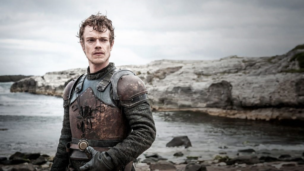 Theon Iron Islands