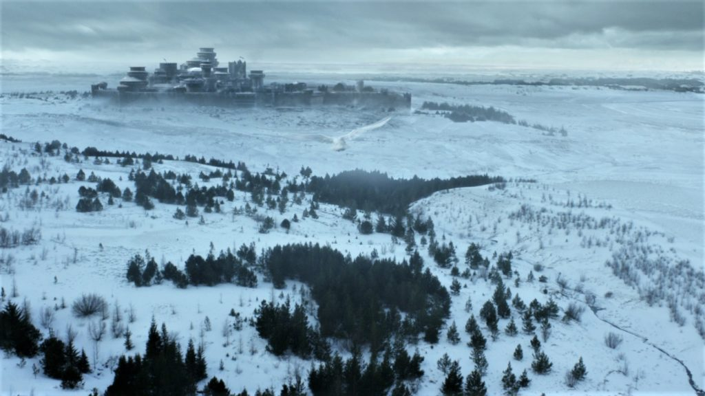 Winterfell (South) 6x10