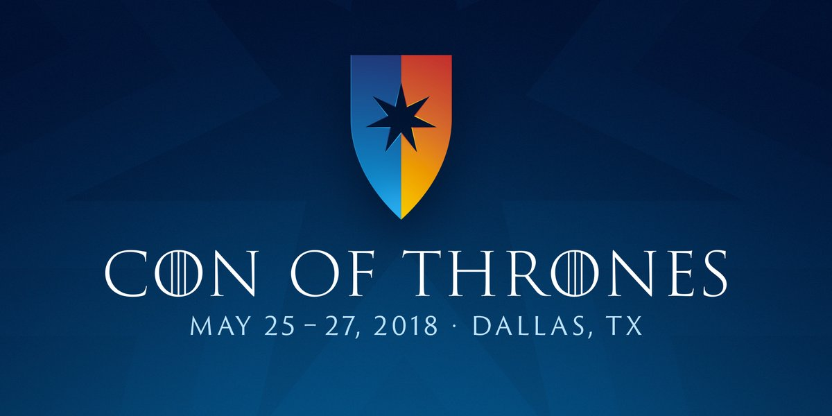 con of thrones 2018