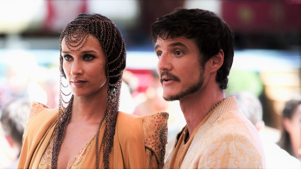 6 Ellaria Oberyn Purple Wedding 4x02