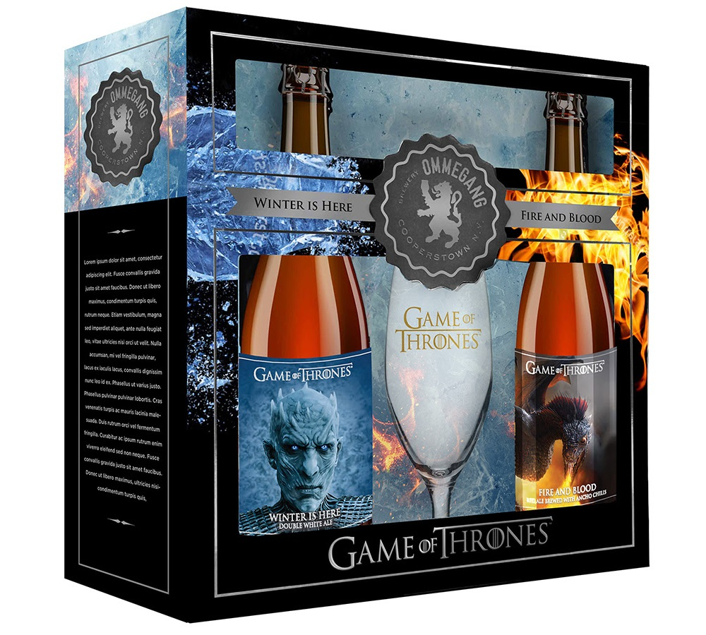 Ommegang Winter is Here gift pack