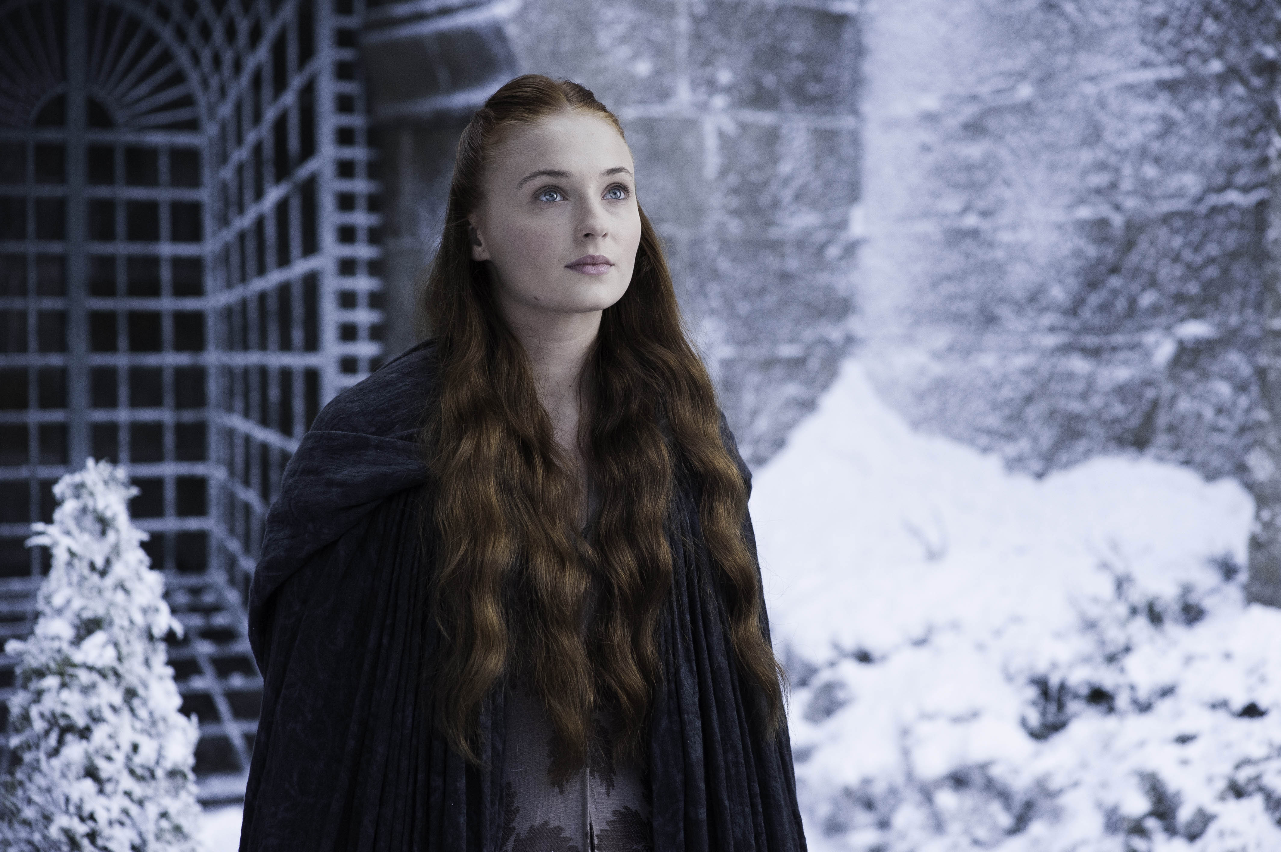 Game Of Threads A Ladys Armor Sansa Stark Watchers On The Wall