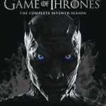 Blu-ray Game of Thrones Season 7 Cover