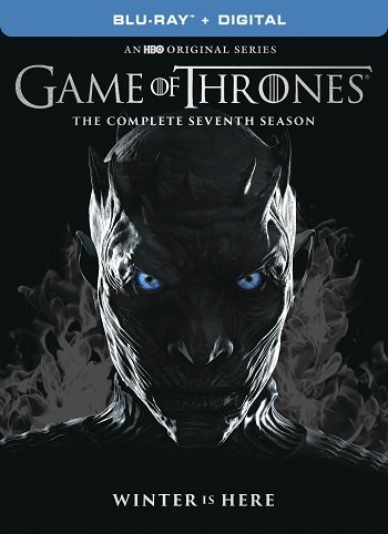Blu-ray Game of Thrones Season 7 Cover smaller