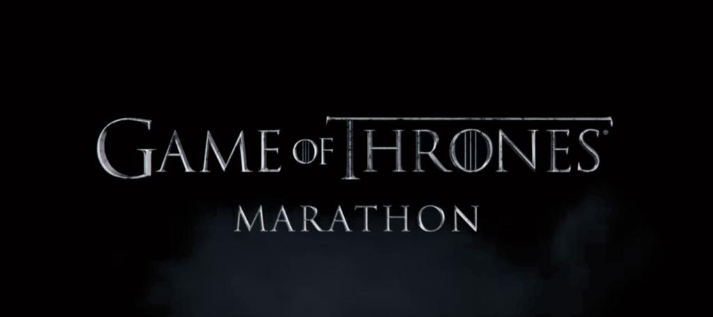 GOT Marathon