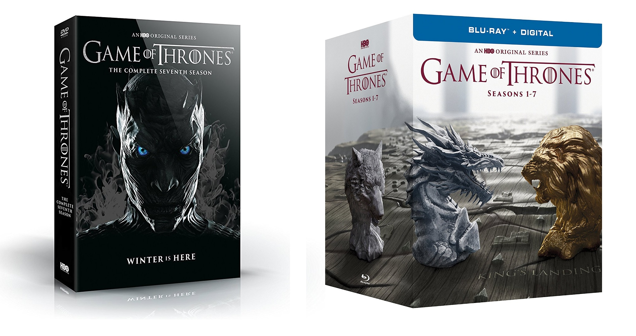 Game of Thrones DVD Season 7 Season 1-7