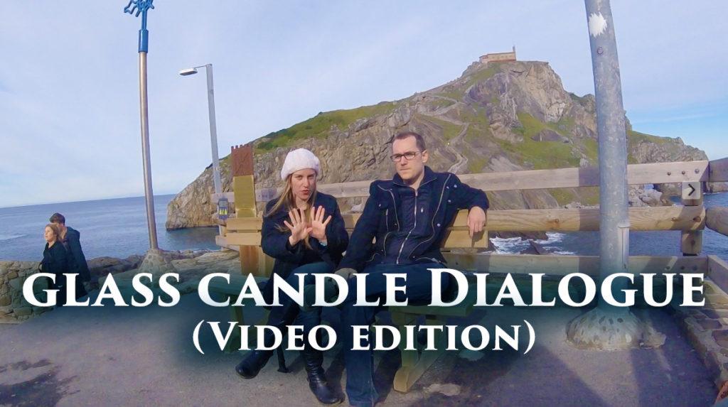 GlassCandleVideoEDition
