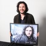 Kit Harington Stamps