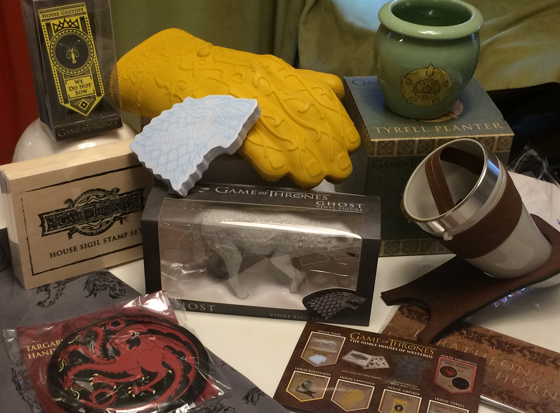 CultureFly Game of Thrones Unboxing