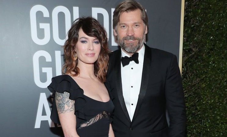 Nikolaj and Lena