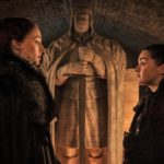 Sansa Arya Ned Winterfell Crypt 704