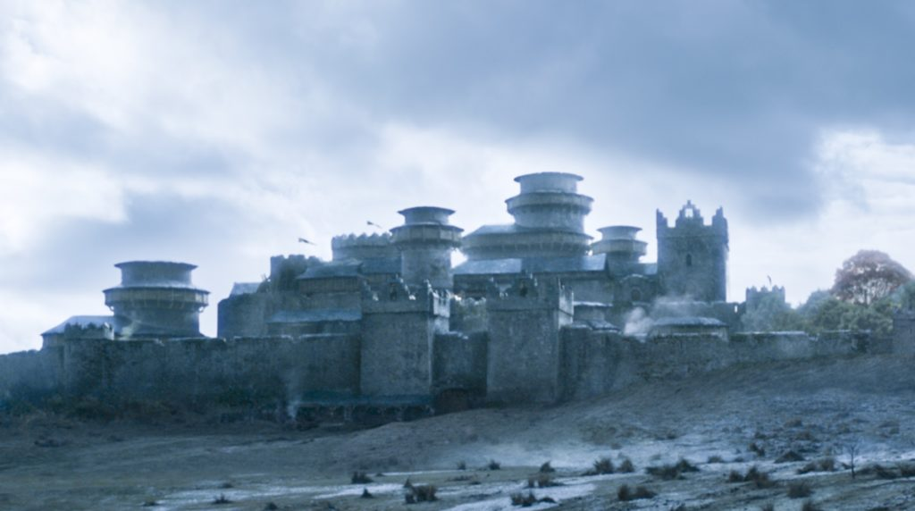 Winterfell (South) 6x01