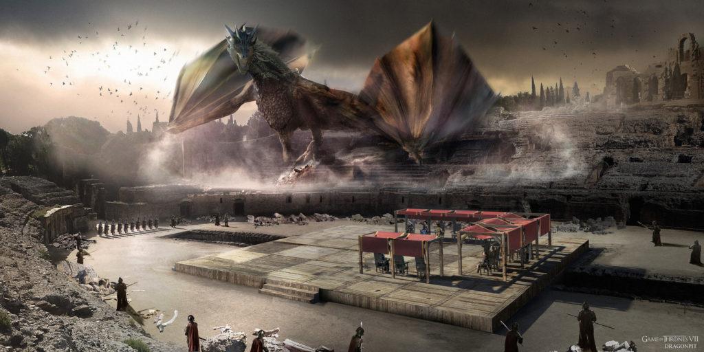 Concept Art Belshaw Dragonpit 1