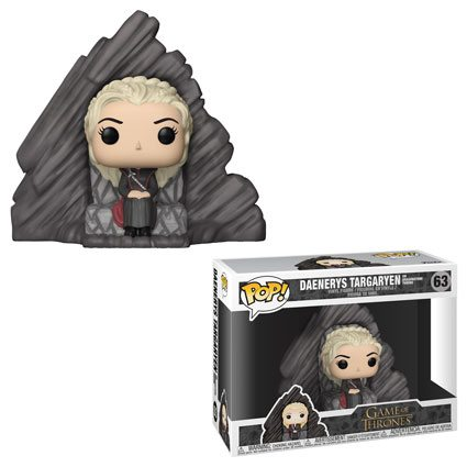 Daenerys Throne Pop