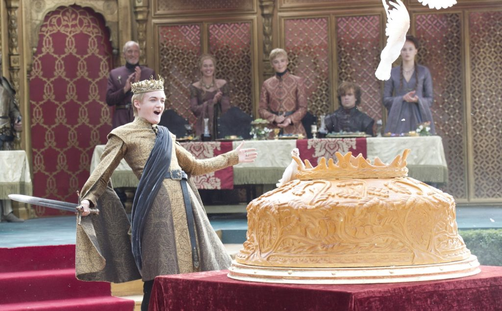 Joffrey Baratheon wedding