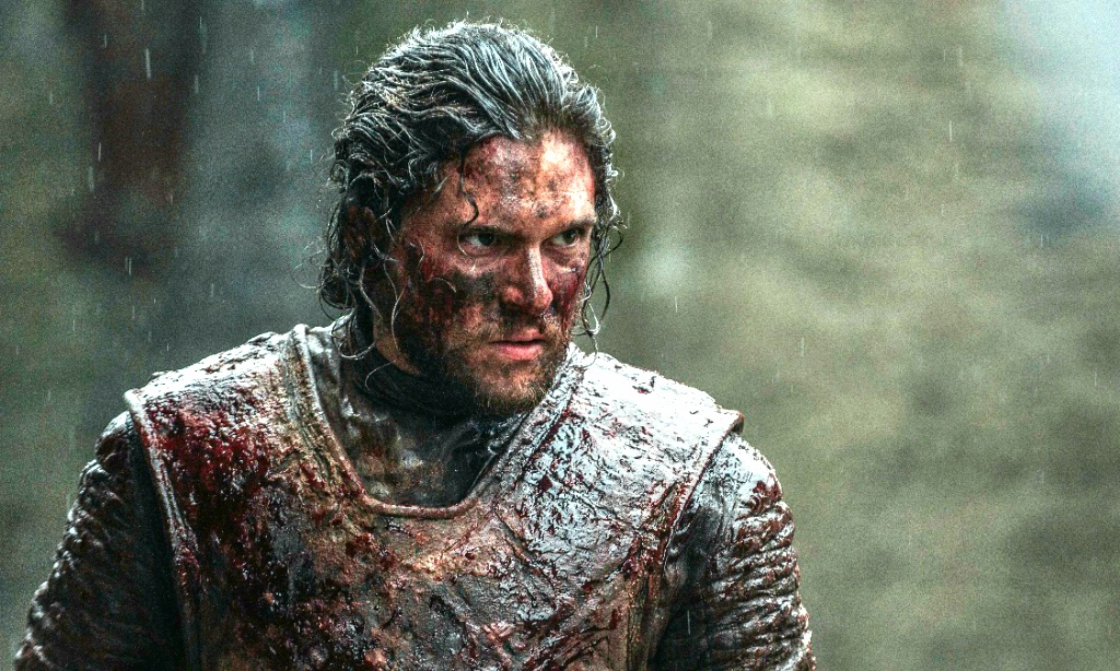 Jon Snow Winterfell Battle of the Bastards 609