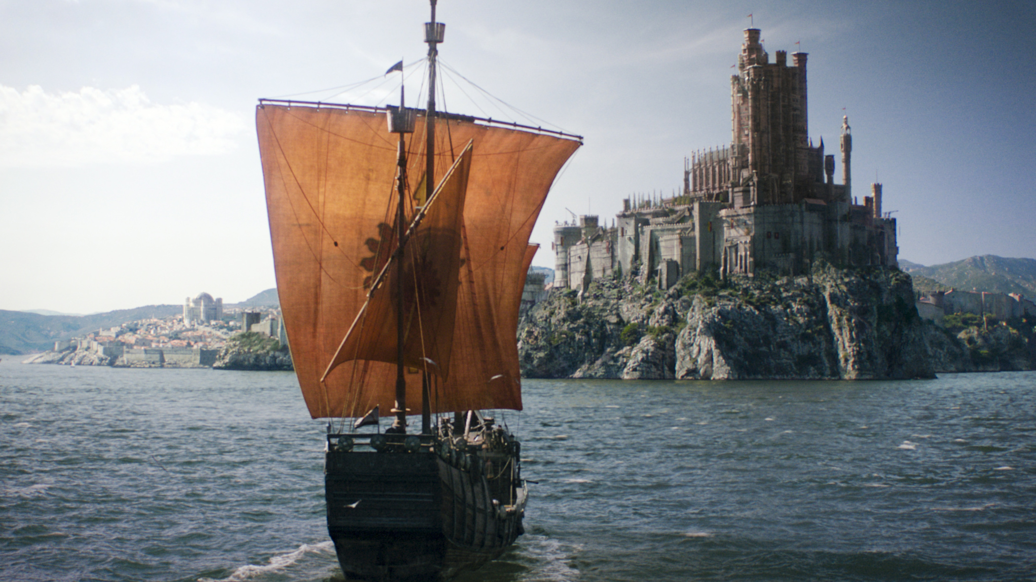 King's Landing Red Keep (Southeast) 6x01