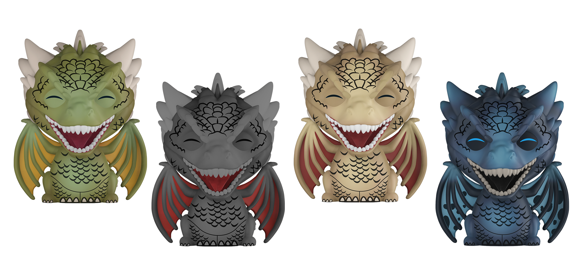 Funko Pop Dorbz Dragons Header