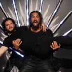 Kit Harington Jason Momoa Party