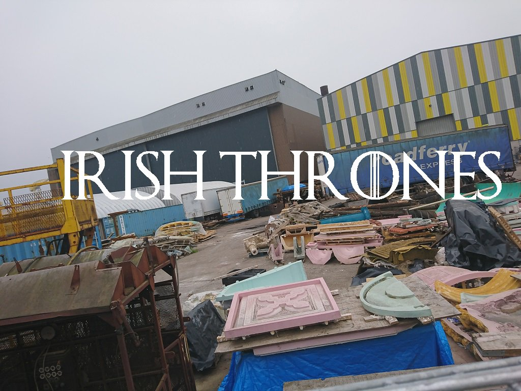 Photo: Irish Thrones