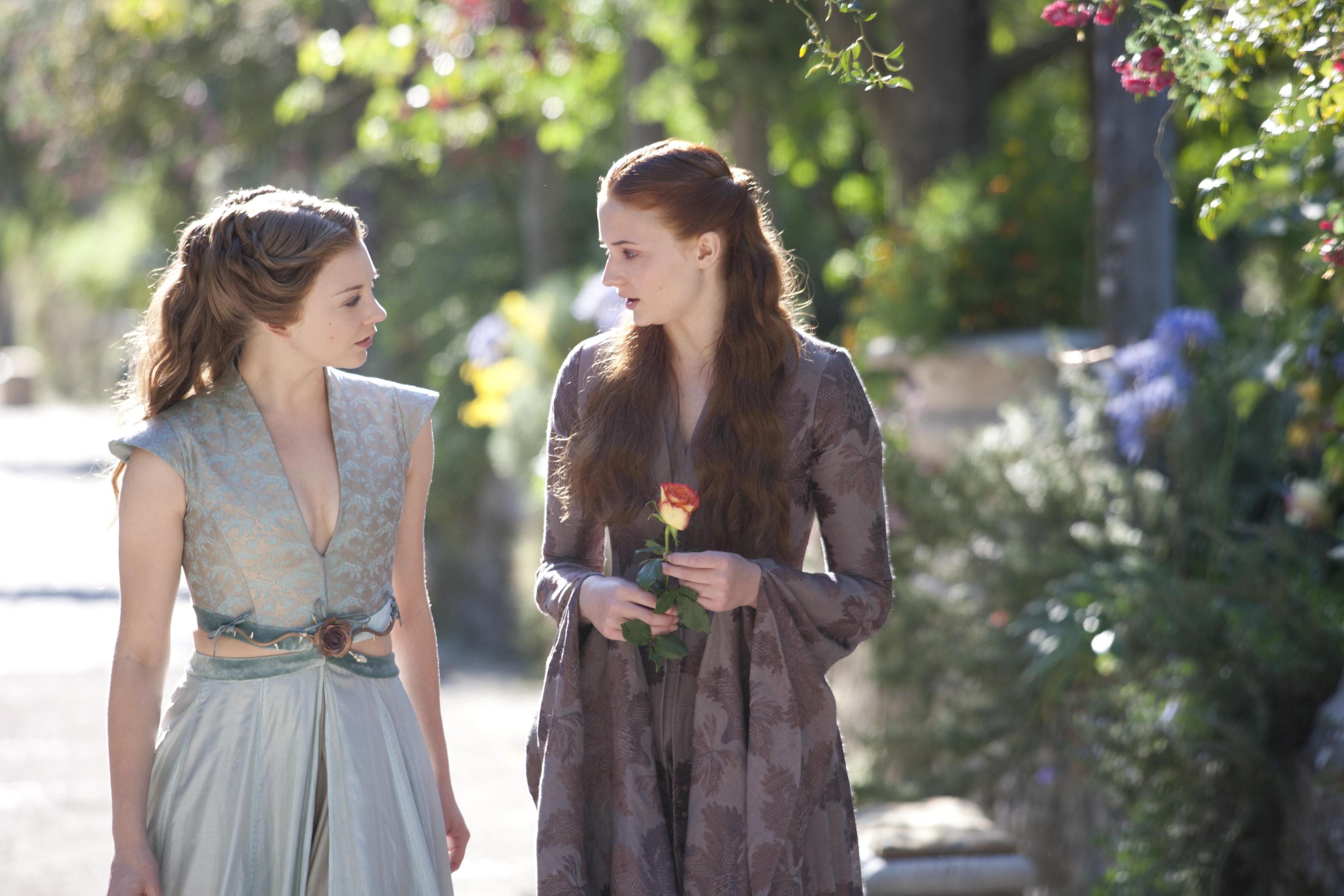 Margaery Sansa