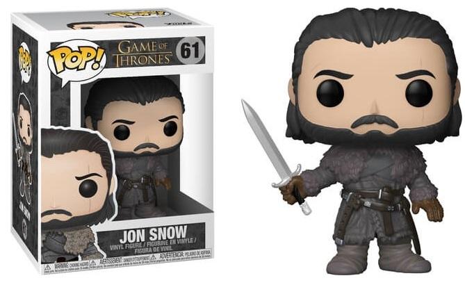Jon Snow Funko 61