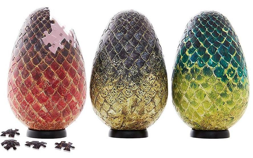 eggs puzzles