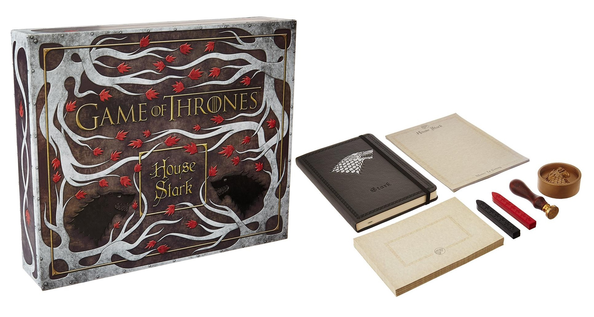 House Stark Stationery Kit