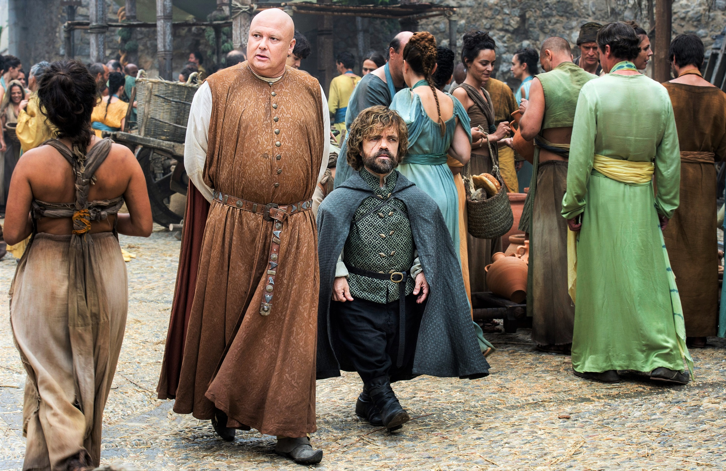 Tyrion Varys Meereen Season 6