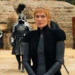 Cersei Lannister Dragon and the Wolf 707