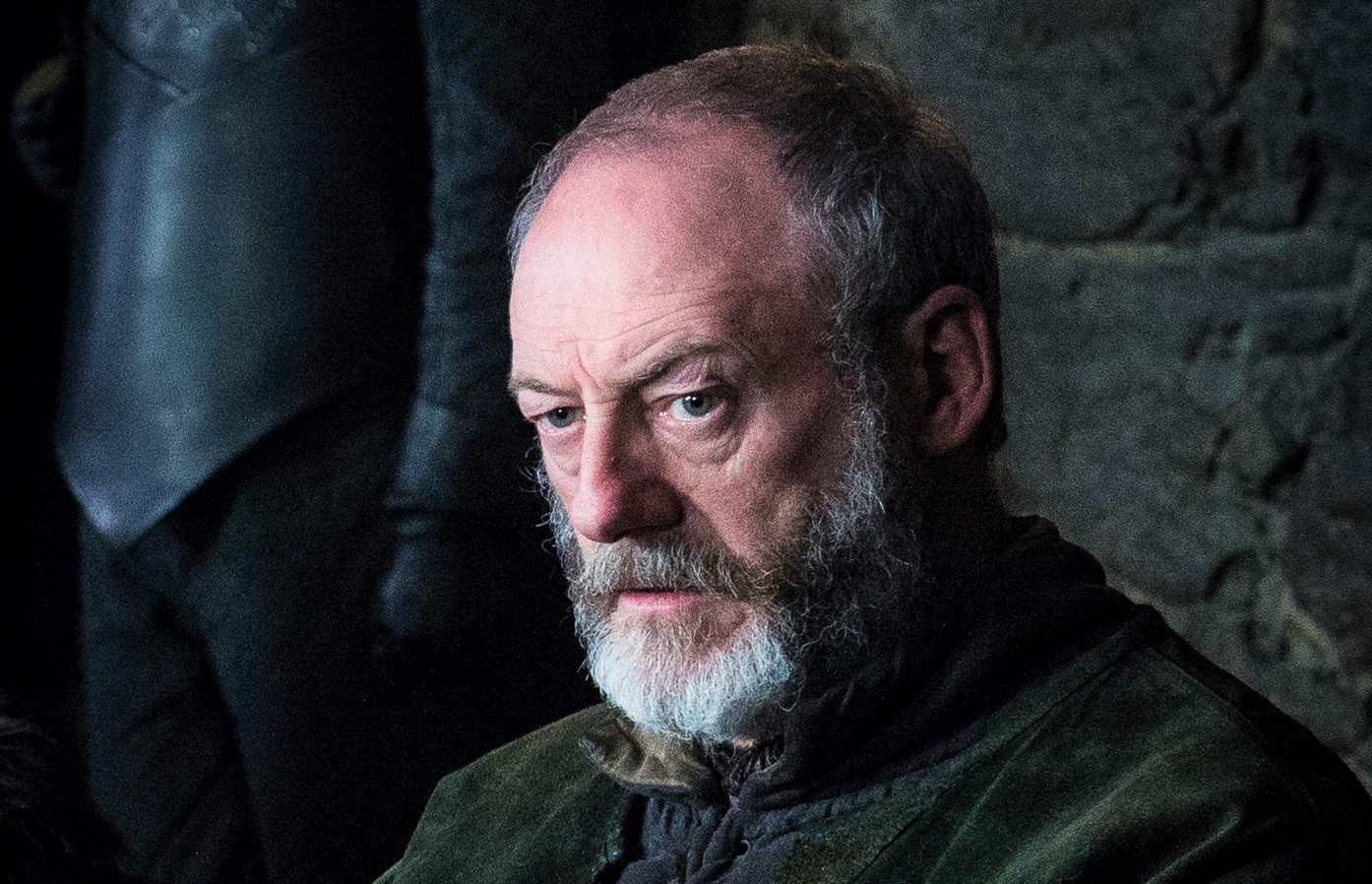 Davos Seaworth, Winterfell, Season 8