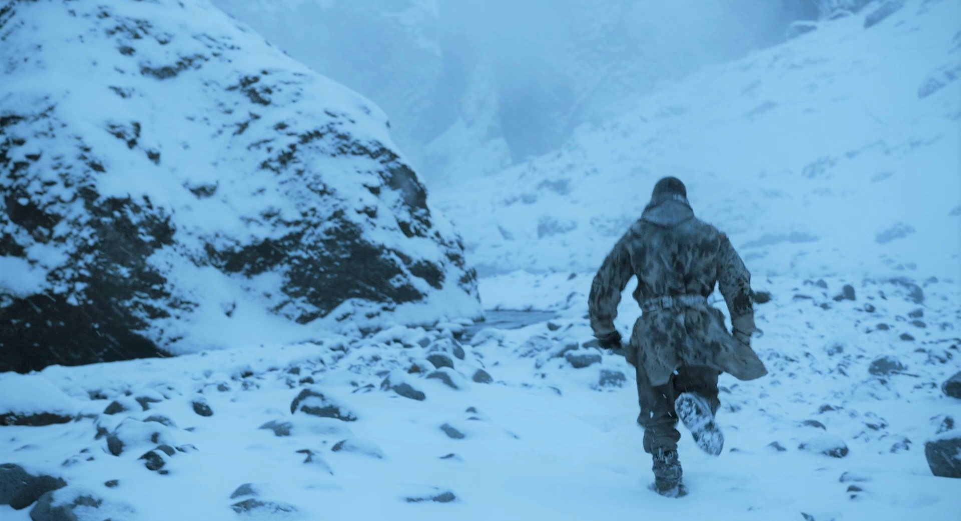 Gendry Beyond the Wall 706
