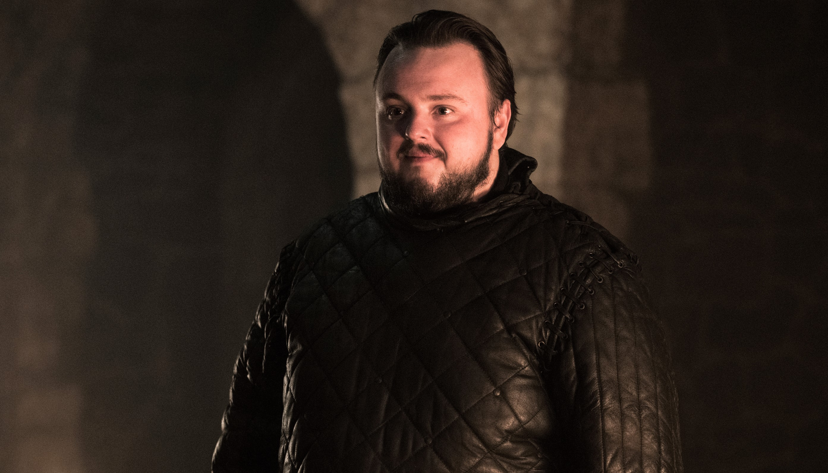 Sam Tarly, Winterfell, Season 8