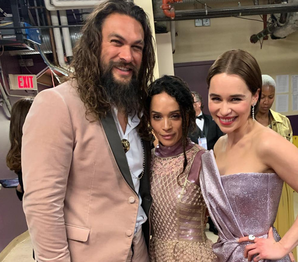 Emilia Clarke Hypes Up Game Of Thrones Season 8 At 2019