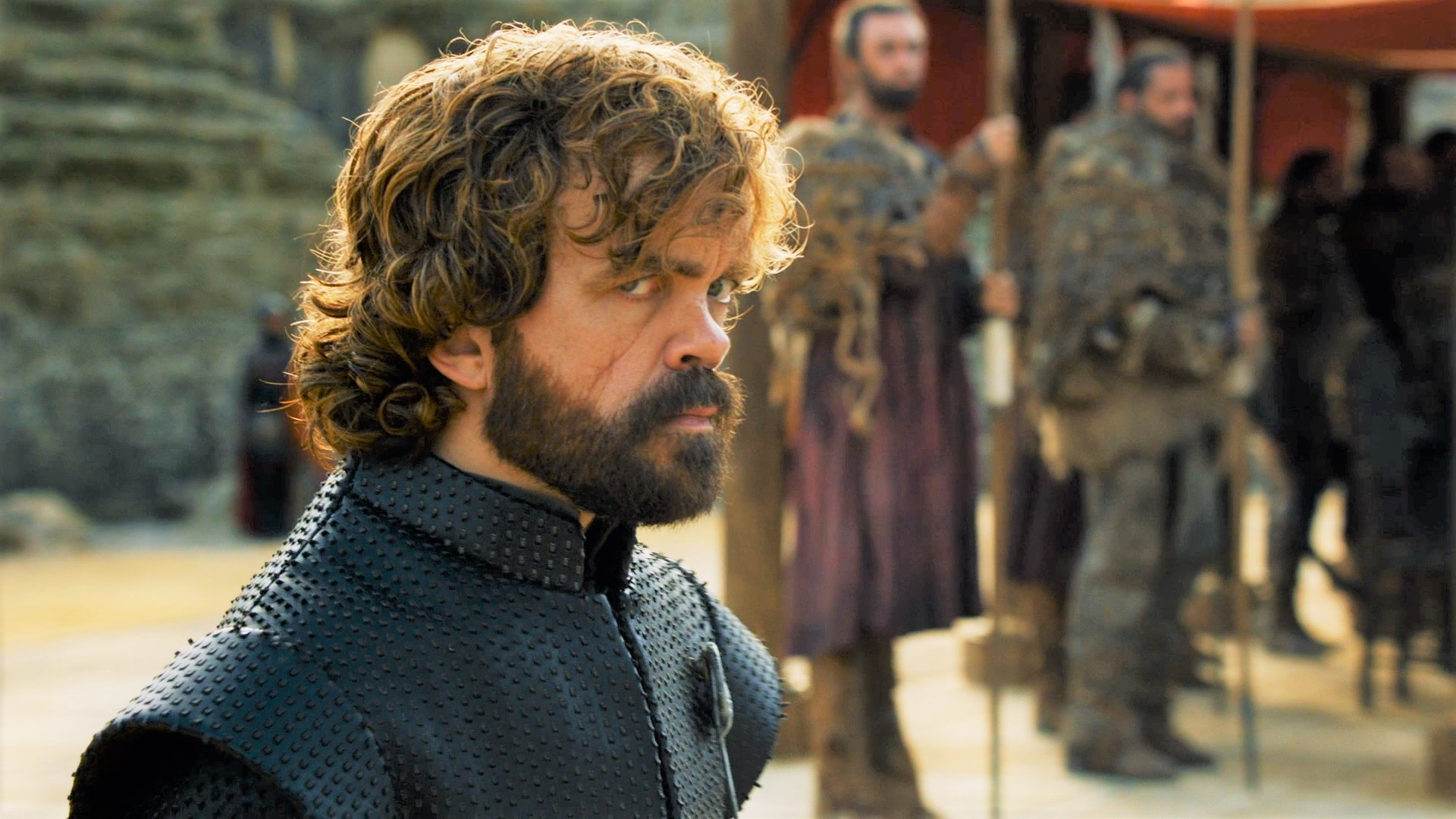 Tyrion Lannister Dragon and the Wolf 707