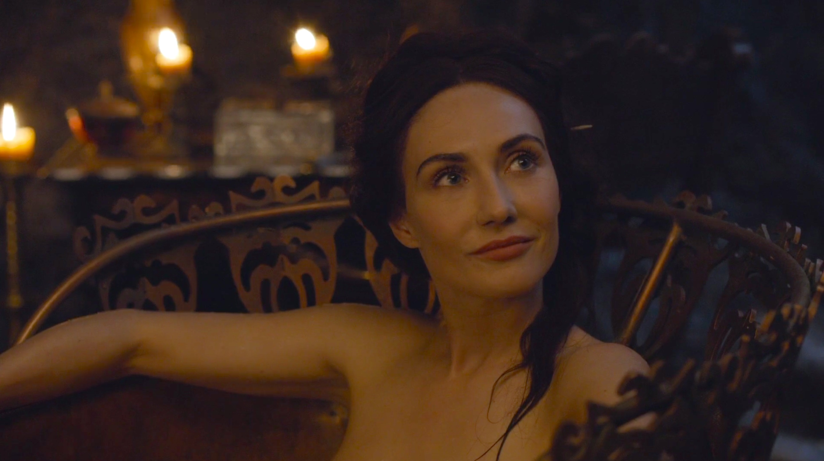 melisandre bath season 3