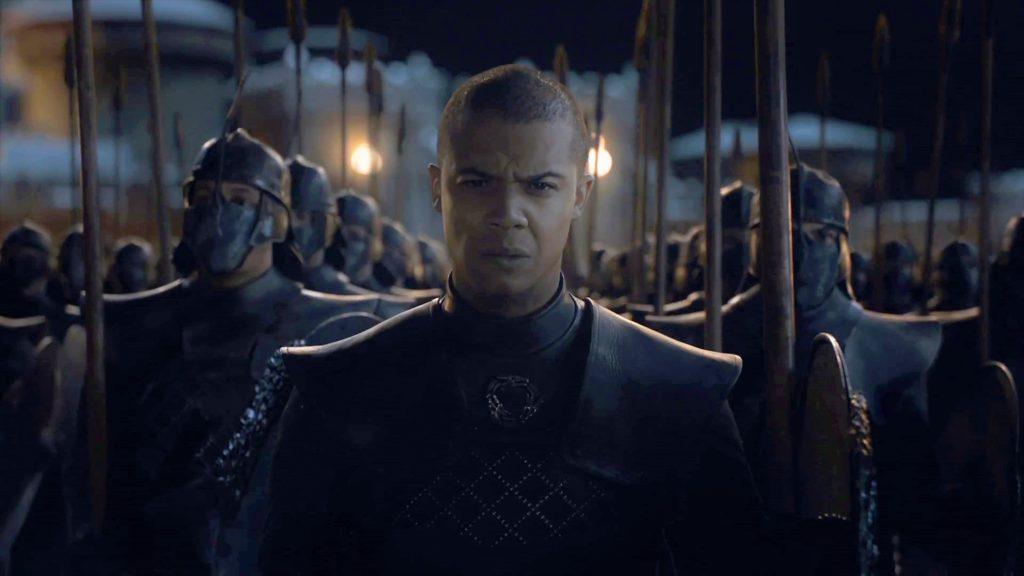 30. Season 8 Trailer Winterfell Battle Grey Worm Unsullied Dragonglass