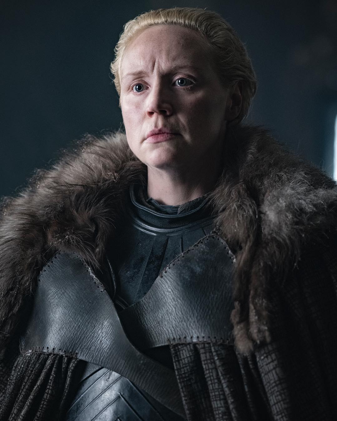 Brienne of Tarth (Gwendoline Christie). Photo: HBO