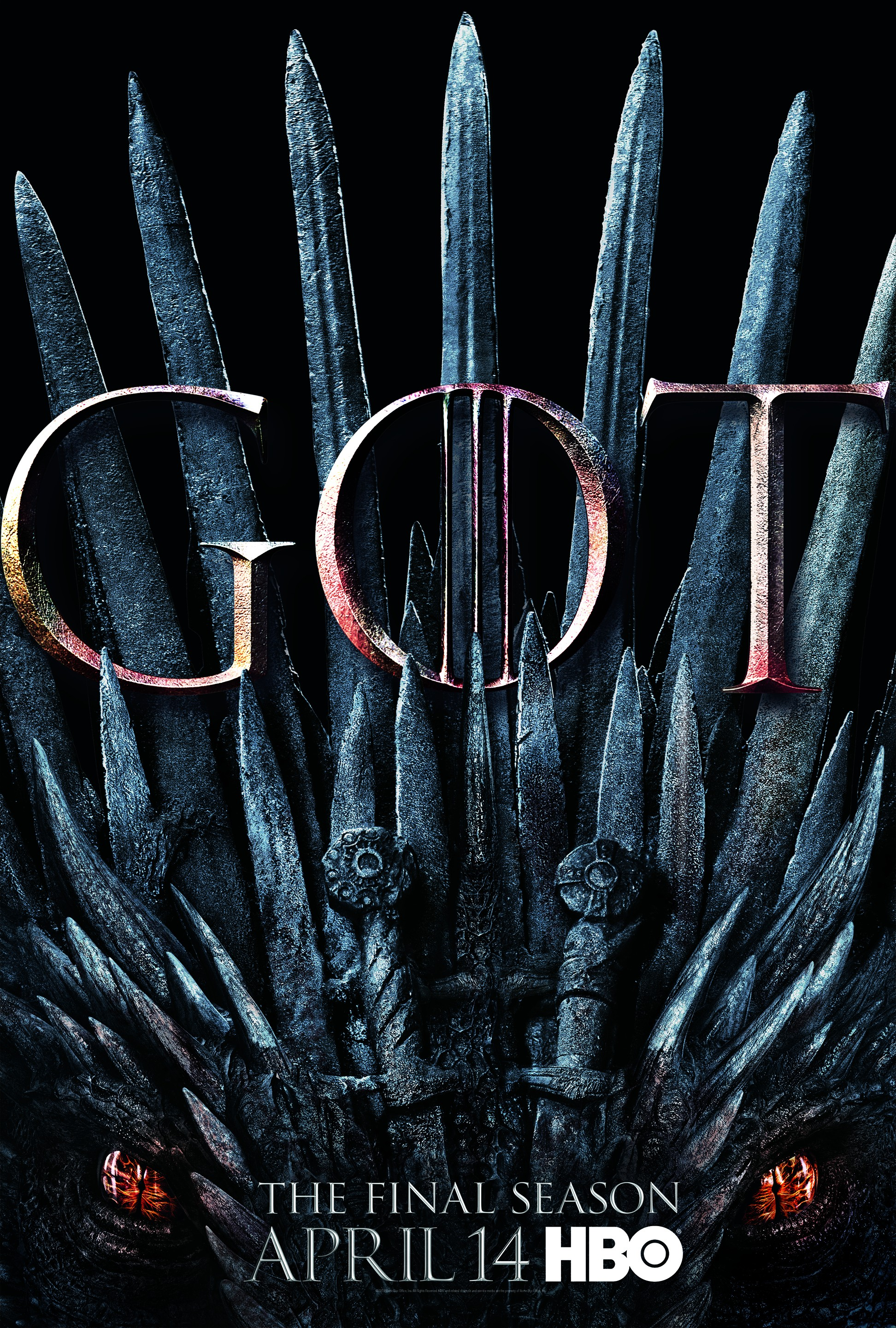 Image result for got season 8 poster