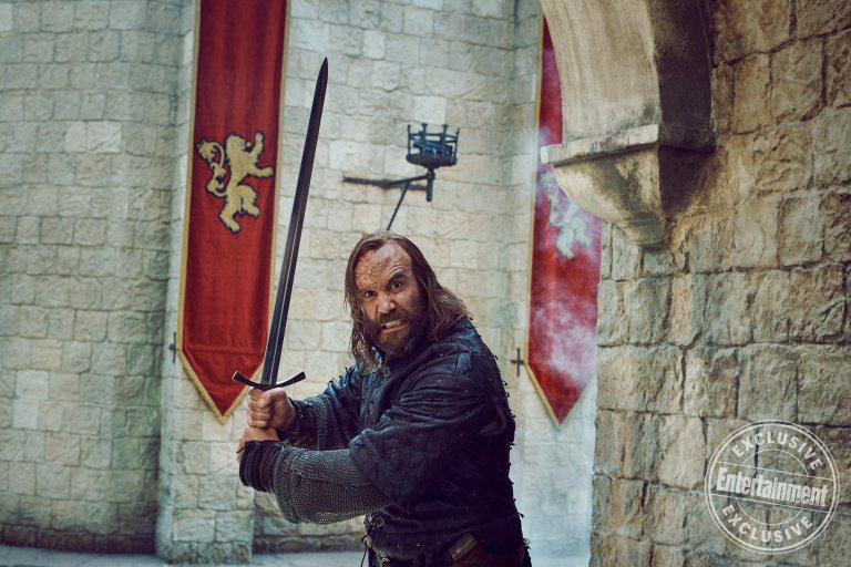 Rory McCann The Hound Game of Thrones