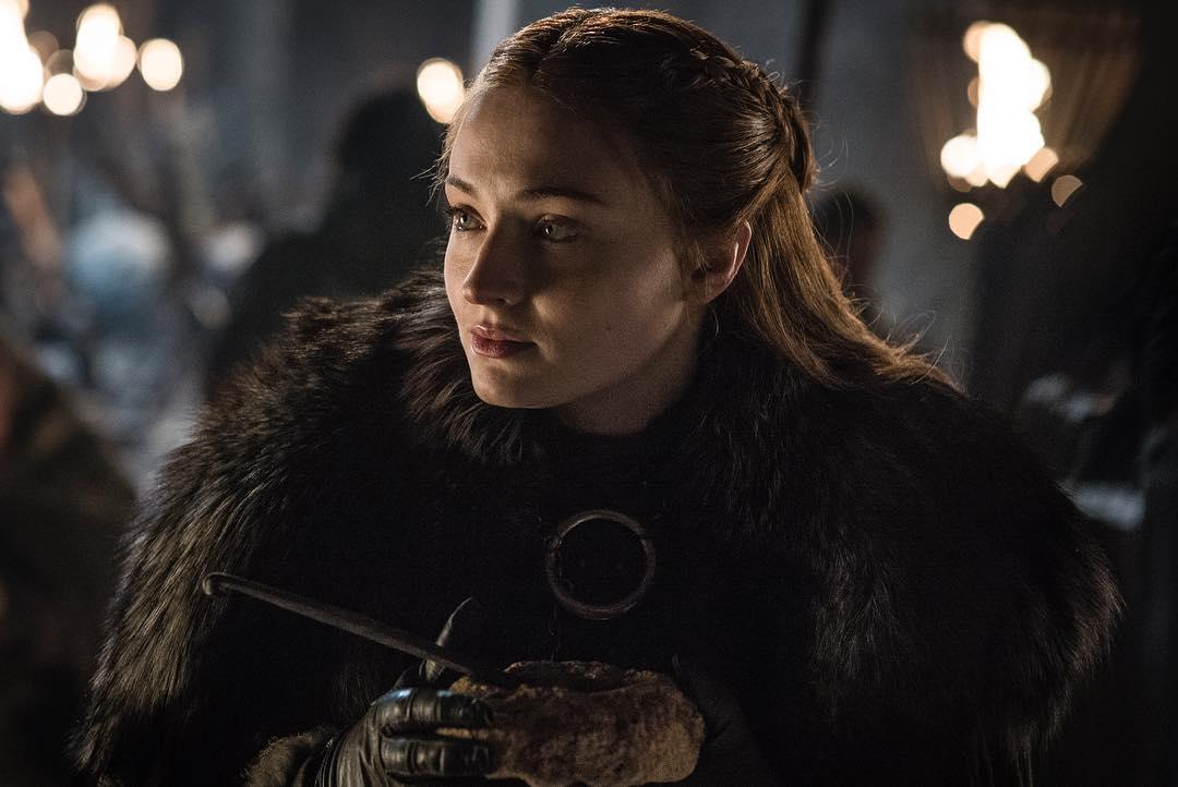 Sansa Stark (Sophie Turner). Photo: HBO