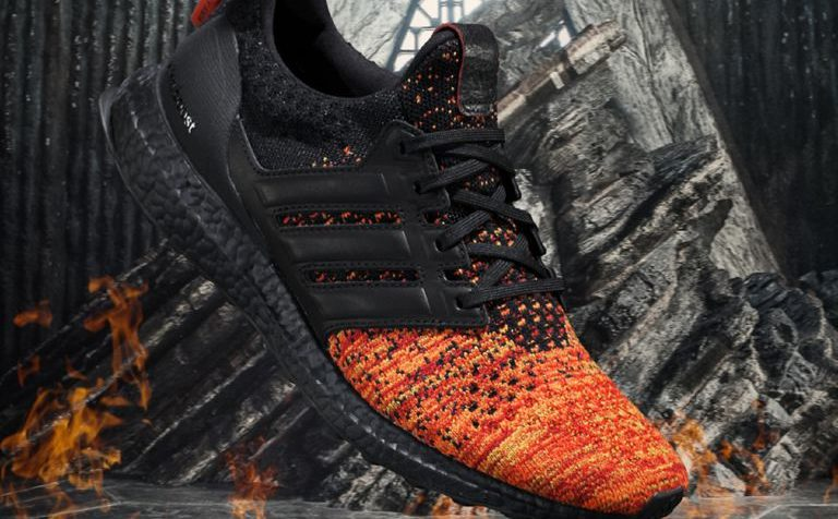 a59d57cd8d263 Jokes about Game of Thrones leaving large shoes to fill after season 8 can  now take on an all new meaning as HBO and Adidas have revealed their new  Adidas x ...