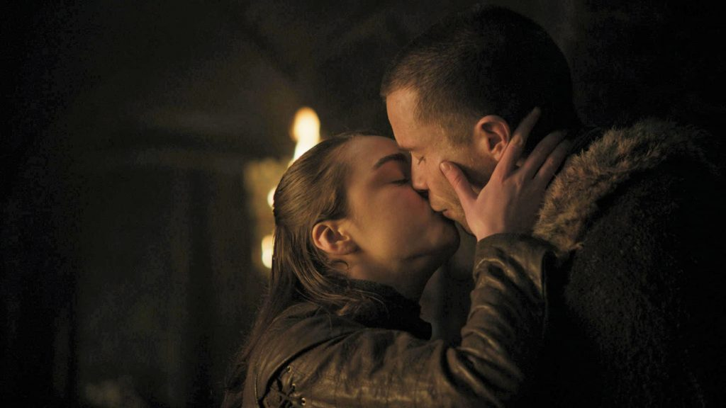 Joe Dempsie discusses Gendry and Arya's sex scene and fan criticism of season 8