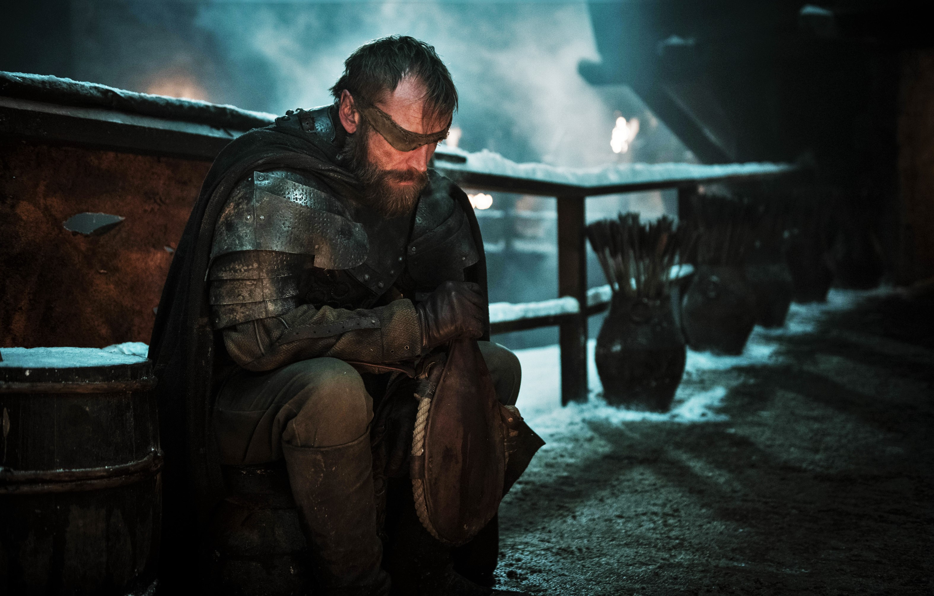 Beric Dondarrion 802 Season 8