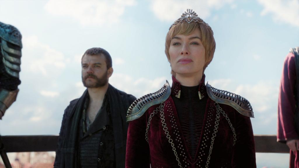 Cersei Lannister Euron Greyjoy Season 8 804 2