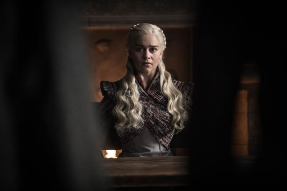 Daenerys Targaryen (Emilia Clarke). Photo: HBO, via Express.