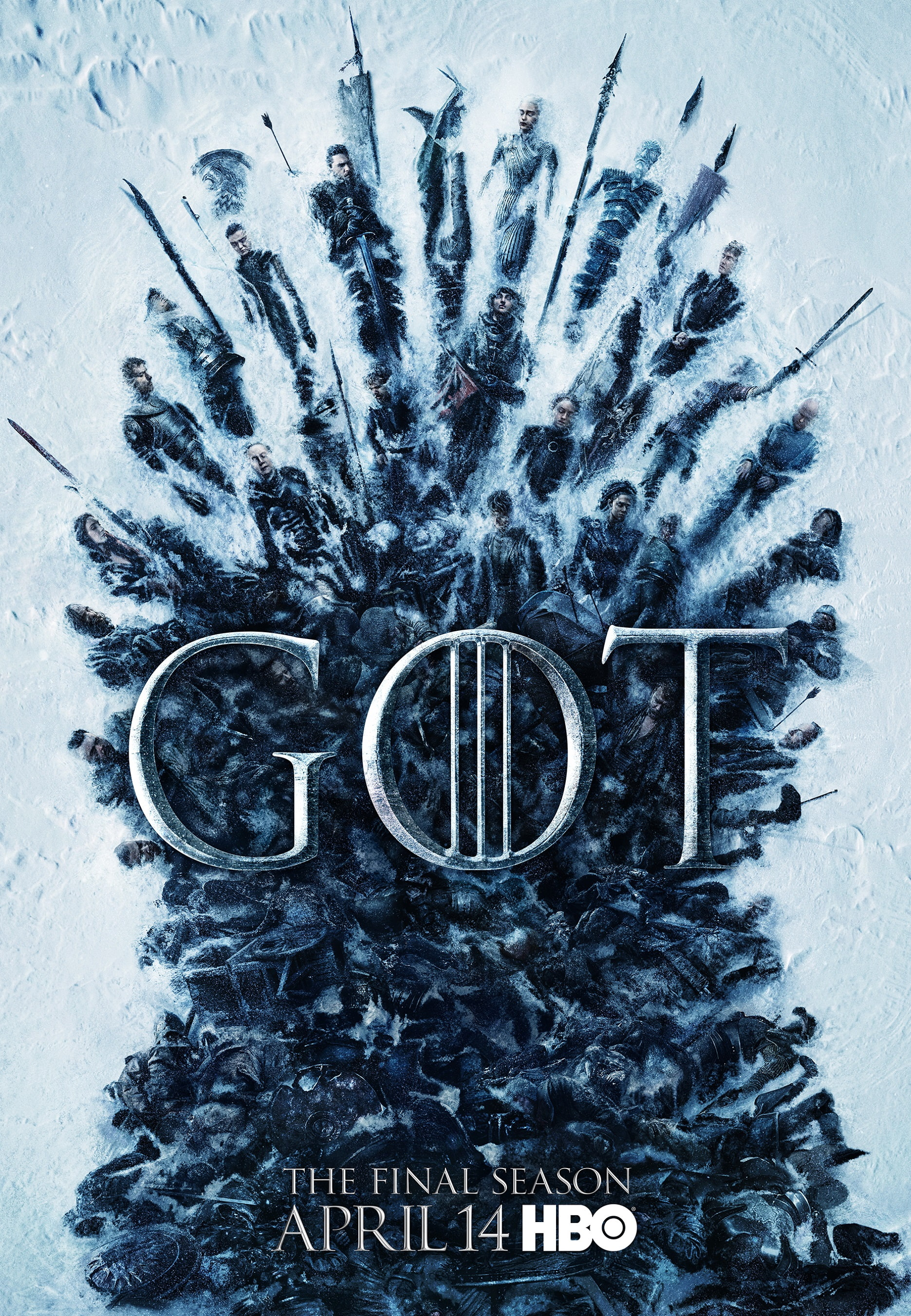 Game of Thrones Aftermath Season 8 Poster