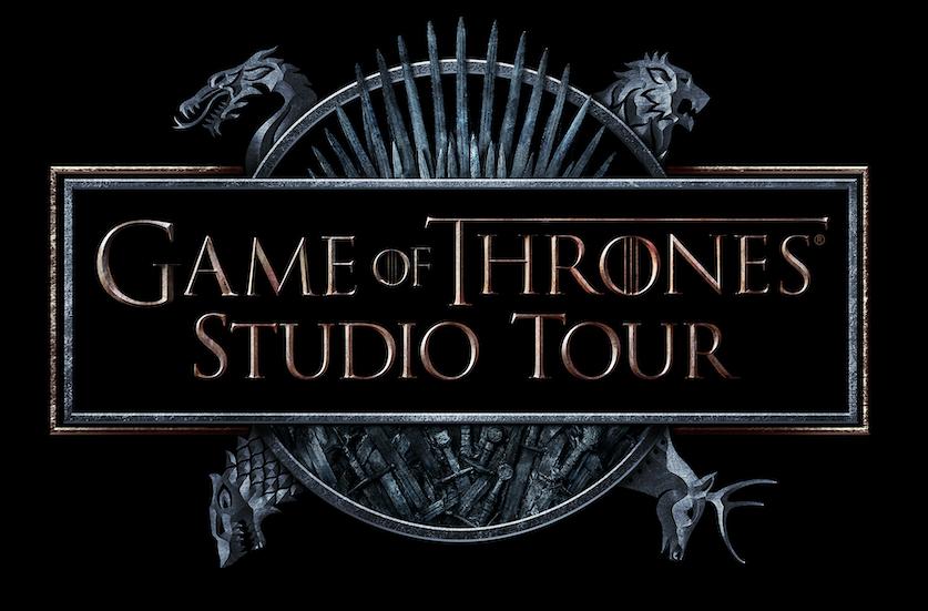 Game of Thrones Studio Tour Logo